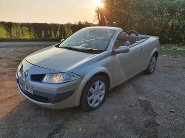 Picture of 2007 07/07 Renault Megane Privilege 2.0 Automatic For Sale