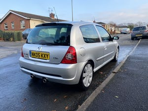 2005 Renault Sport Clio 182 For Sale (picture 8 of 11)