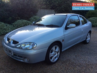 Picture of 2002 Renault Megane Privilege - 49,500 Miles - Sale 28/29th For Sale by Auction