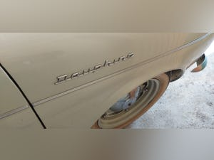 1957 RENAULT DAUPHINE For Sale (picture 10 of 12)