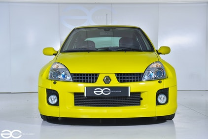 Picture of 2004 Incredible Clio V6 in Acid Yellow - 13K Miles - 1 of 8! For Sale