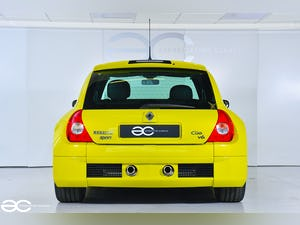 2004 Incredible Clio V6 in Acid Yellow - 13K Miles - 1 of 8! For Sale (picture 4 of 12)