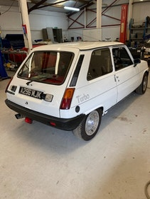 Picture of 1984 Renault Gordini Turbo Series 2 RHD For Sale
