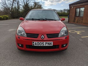 2005 Renault Clio Trophy For Sale (picture 1 of 11)