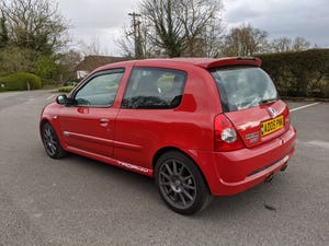 2005 Renault Clio Trophy For Sale (picture 3 of 11)