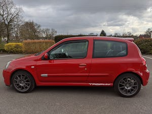 2005 Renault Clio Trophy For Sale (picture 4 of 11)