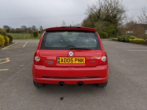 2005 Renault Clio Trophy For Sale (picture 5 of 11)