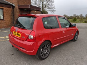 2005 Renault Clio Trophy For Sale (picture 6 of 11)