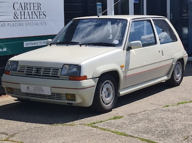 Picture of 1986 Exceptionally rare R5 GT TURBO Phase 1 For Sale