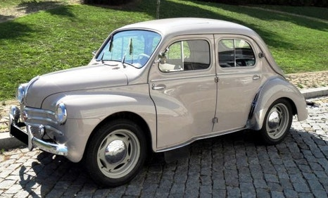 Picture of Renault 4CV - 1956 For Sale
