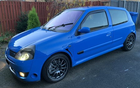 Picture of 2004 Renault Clio 182 For Sale