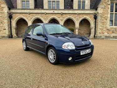 Picture of 2001 RenaultSport Clio 172 MK2 Phase 1 - 1 PREVIOUS OWNER For Sale