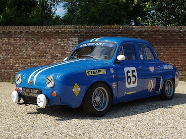 Picture of 1965 Renault Dauphine 'Gordini' specs 5-speed, completely revised For Sale