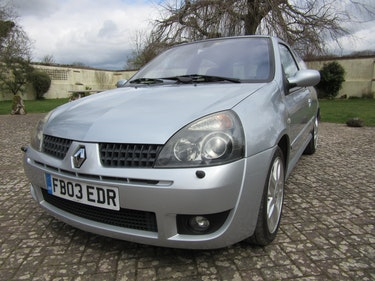 Picture of 2003 Renault Clio 172I For Sale
