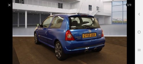 Picture of 2005 Beautiful Example In Racing Blue With Half Black Leather For Sale