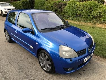 Picture of 2005 Renault Clio 2.0 16v Renaultsport 182 For Sale