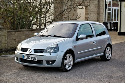 Picture of 2002 Renault Clio RS 172. For Sale