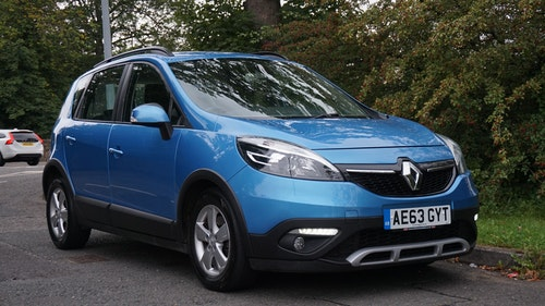 Picture of 2014 Renault Scenic XMOD 1.6DCI Dynamique TT NRG S\S £30 TAX For Sale