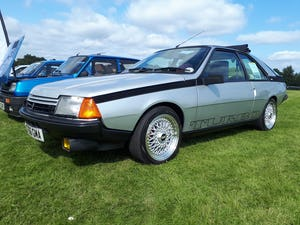 1985 Renault fuego turbo For Sale (picture 7 of 10)