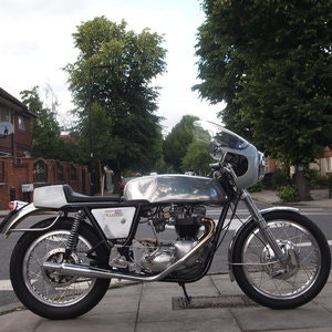 Picture of 1968 Metisse Triumph 650 Cafe Racer. RESERVED FOR RUSSELL. SOLD