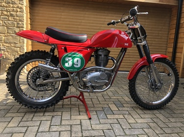 Picture of 1965 Rickman Metisse BSA Victor 441CC For Sale