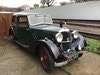 Picture of 1936 Riley 12/4 Merlin Saloon - Price adjusted SOLD