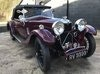Picture of 1933 Riley 9 Lynx - RESERVED... SOLD