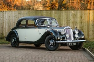 Picture of 1953 Riley RMF 2 1/2 litre SOLD