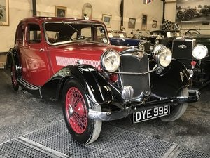 Picture of 1937 Riley 12/4 Kestrel  SOLD