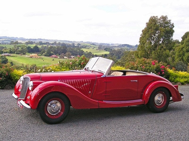 1947 Riley Special Superb modernisation-a classic body For Sale (picture 1 of 6)