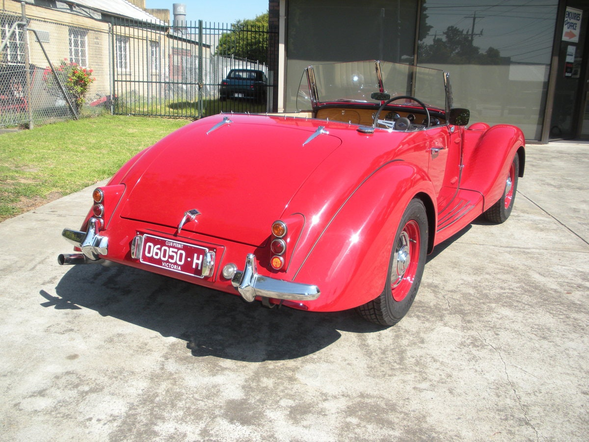 1947 Riley Special Superb modernisation-a classic body For Sale (picture 2 of 6)