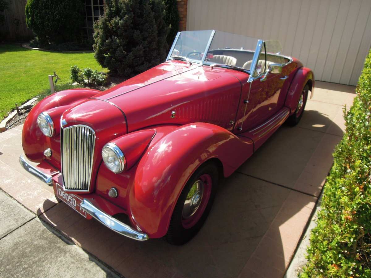 1947 Riley Special Superb modernisation-a classic body For Sale (picture 3 of 6)