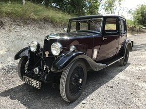 Picture of 1932 Riley Monaco - excellent example SOLD