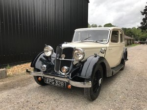 Picture of Reserved 1936 Riley Adelphi - present owner 55 years SOLD