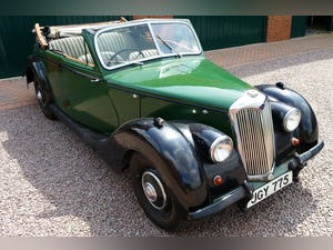 Riley RMA Convertible 1947 For Sale (picture 1 of 6)