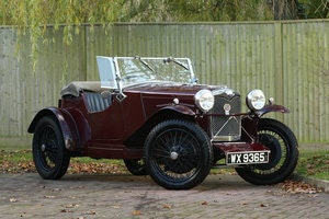 Picture of 1931 Riley 9 Sports Special SOLD