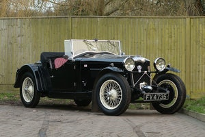 Picture of 1934 Riley 14/6 Alpine Gamecock Special SOLD