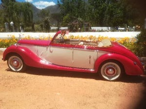 1947 Riley RMB Cabriolet For Sale (picture 1 of 12)