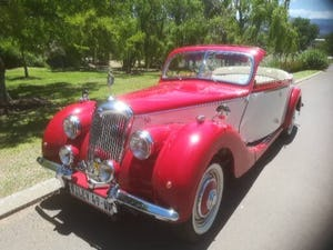 1947 Riley RMB Cabriolet For Sale (picture 2 of 12)