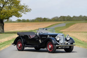 Picture of 1938 Riley 16/ 4 Big Four Lynx Tourer - RESERVED SOLD