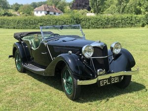 Picture of 1937 Riley Lynx-Sprite - Major professional restoration SOLD