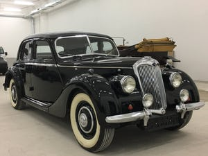 1948 Riley 1,5 RMA with original upholstery For Sale (picture 1 of 6)