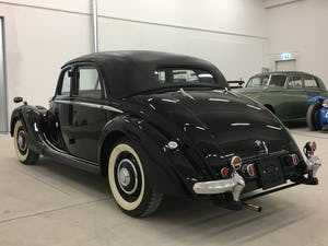 1948 Riley 1,5 RMA with original upholstery For Sale (picture 6 of 6)