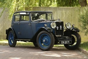 Picture of 1931 Riley Alpine Saloon For Sale