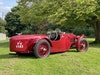 Riley 9 Brooklands Evocation built by Allen Clear