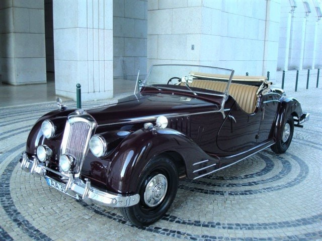 1951 Riley RMC 2.5 Roadster For Sale (picture 1 of 12)