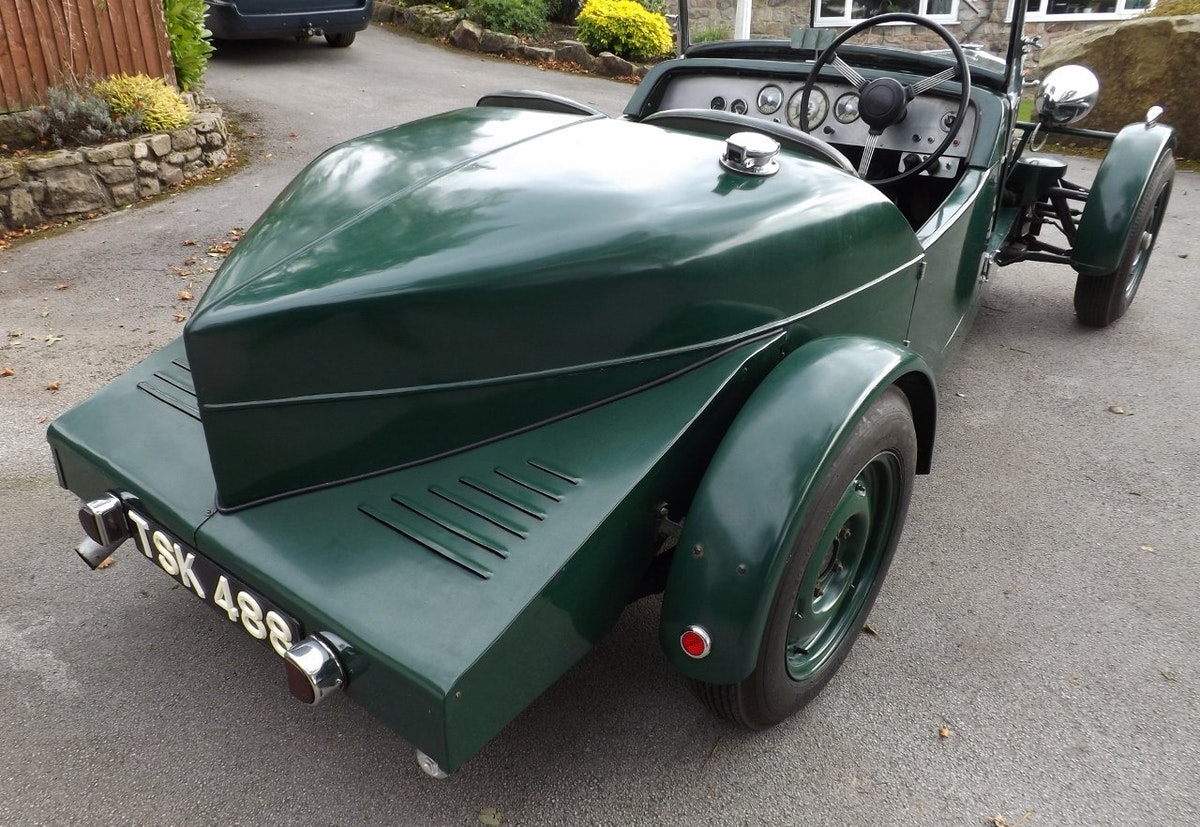 1953 Riley Lincoln V12 Special For Sale (picture 5 of 6)