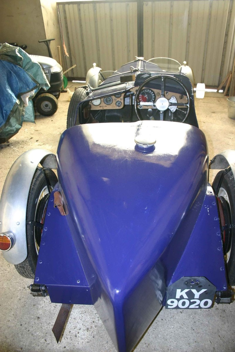 1935 Road or Race Kestrel Boat tail 12/4 Special For Sale (picture 5 of 6)