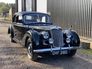 Picture of 1953 Riley 2 ½ Litre 'RMF' SOLD