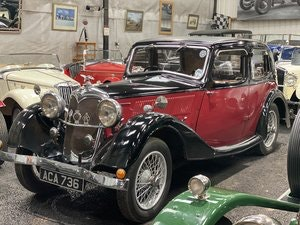 Picture of 1937 Riley 12/4 Falcon SOLD
